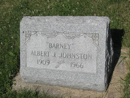 JOHNSTON, ALBERT - Clinton County, Iowa | ALBERT JOHNSTON