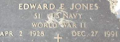 JONES, EDWARD E. - Clinton County, Iowa | EDWARD E. JONES
