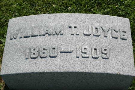 JOYCE, WILLIAM THOMAS - Clinton County, Iowa | WILLIAM THOMAS JOYCE