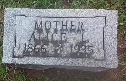 JUDGE, ALICE L. - Clinton County, Iowa | ALICE L. JUDGE