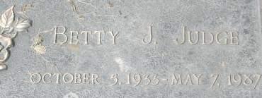 JUDGE, BETTY J. - Clinton County, Iowa | BETTY J. JUDGE