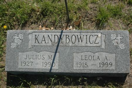 KANDYBOWICZ, JULIUS M. - Clinton County, Iowa | JULIUS M. KANDYBOWICZ