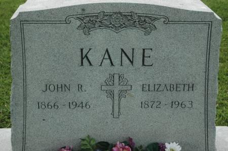 KANE, ELIZABETH - Clinton County, Iowa | ELIZABETH KANE