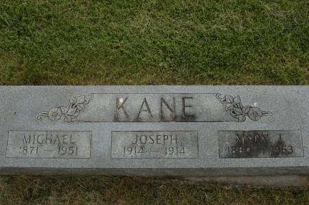KANE, MARY T. - Clinton County, Iowa | MARY T. KANE