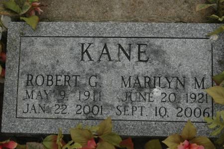 KANE, MARILYN M. - Clinton County, Iowa | MARILYN M. KANE