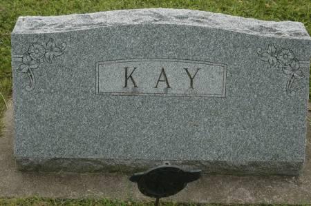 KAY, FAMILY MONUMENT - Clinton County, Iowa   FAMILY MONUMENT KAY