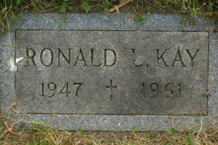 KAY, RONALD L. - Clinton County, Iowa | RONALD L. KAY