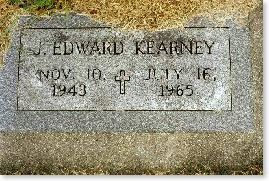 KEARNEY, JOSEPH EDWARD - Clinton County, Iowa | JOSEPH EDWARD KEARNEY