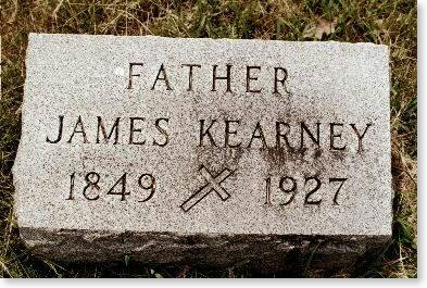 KEARNEY, JAMES - Clinton County, Iowa | JAMES KEARNEY