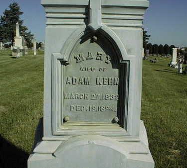 KEHN, MARY - Clinton County, Iowa | MARY KEHN
