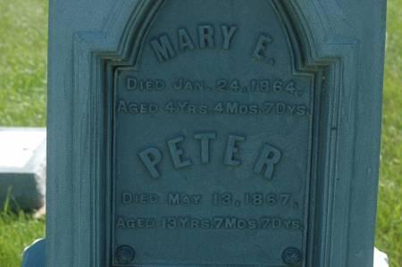 KEHN, MARY E. - Clinton County, Iowa | MARY E. KEHN