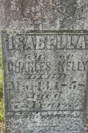 KELLY, ISABELLA - Clinton County, Iowa | ISABELLA KELLY