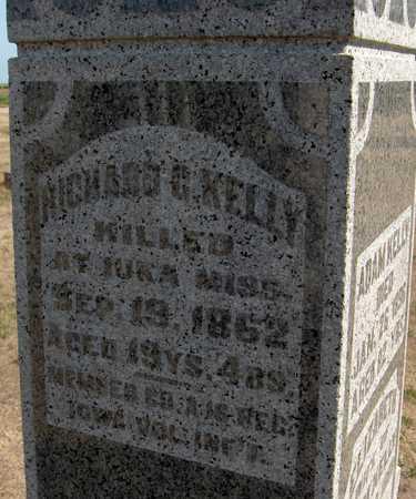 KELLY, RICHARD G. - Clinton County, Iowa | RICHARD G. KELLY