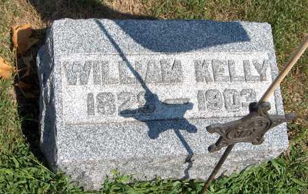 KELLY, WILLIAM - Clinton County, Iowa   WILLIAM KELLY
