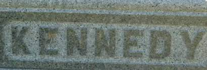KENNEDY, FAMILY MONUMENT - Clinton County, Iowa | FAMILY MONUMENT KENNEDY