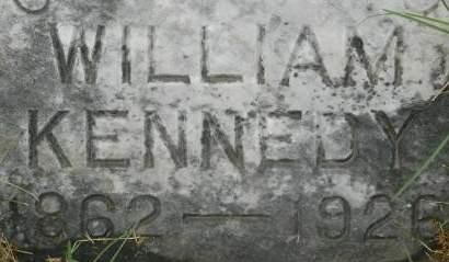 KENNEDY, WILLIAM - Clinton County, Iowa | WILLIAM KENNEDY