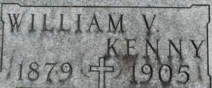 KENNY, WILLIAM V. - Clinton County, Iowa | WILLIAM V. KENNY