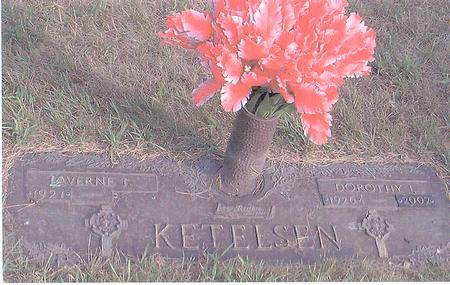 KETELSEN, DOROTHY I. - Clinton County, Iowa | DOROTHY I. KETELSEN