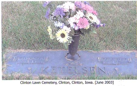 KETELSEN, DOROTHY C. - Clinton County, Iowa | DOROTHY C. KETELSEN