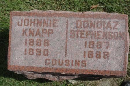 STEPHENSON, DONDIAZ - Clinton County, Iowa   DONDIAZ STEPHENSON