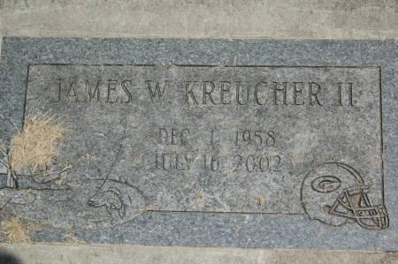 KREUCHER, JAMES W. II - Clinton County, Iowa | JAMES W. II KREUCHER