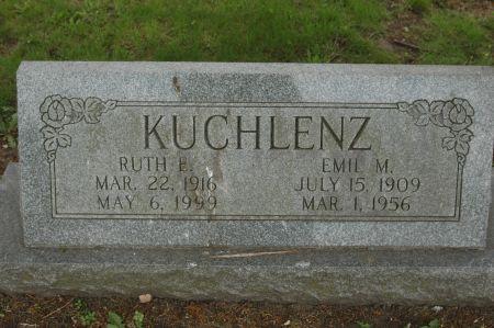 KUCHLENZ, EMIL M. - Clinton County, Iowa   EMIL M. KUCHLENZ