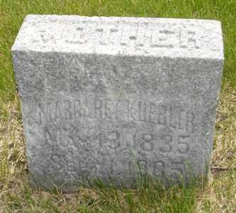 KUEBLER, MARGARET - Clinton County, Iowa | MARGARET KUEBLER