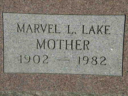 LAKE, MARVEL - Clinton County, Iowa | MARVEL LAKE