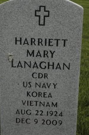 LANAGHAN, HARRIETT MARY - Clinton County, Iowa   HARRIETT MARY LANAGHAN