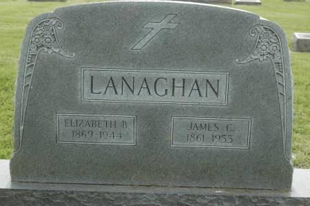 LANAGHAN, JAMES C. - Clinton County, Iowa | JAMES C. LANAGHAN