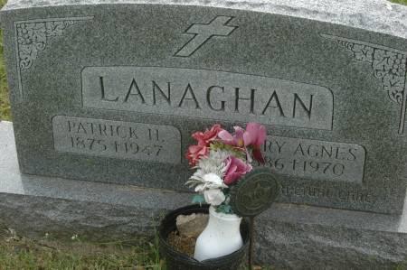 LANAGHAN, PATRICK H. - Clinton County, Iowa | PATRICK H. LANAGHAN