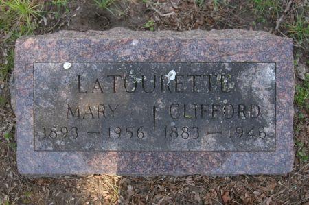 LATOURETTE, CLIFFORD - Clinton County, Iowa | CLIFFORD LATOURETTE