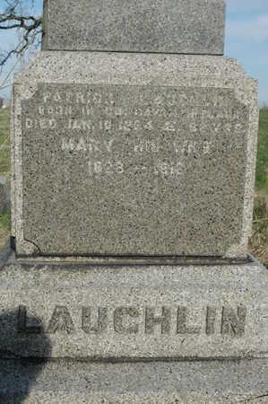 LAUGHLIN, PATRICK - Clinton County, Iowa | PATRICK LAUGHLIN