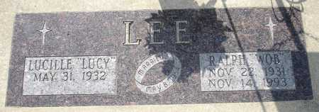 LEE, LUCILLE
