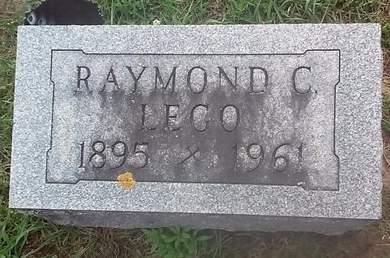 LEGO, RAYMOND C. - Clinton County, Iowa | RAYMOND C. LEGO