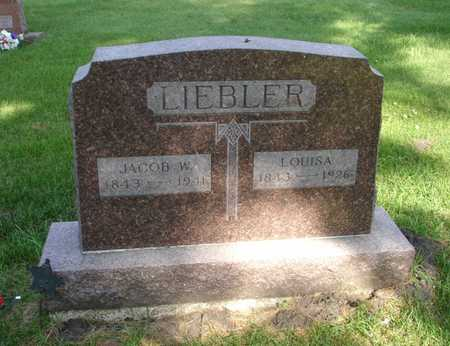 LEIBLER, JACOB W. - Clinton County, Iowa | JACOB W. LEIBLER