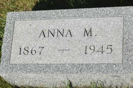 LINDMEIER, ANNA M. - Clinton County, Iowa | ANNA M. LINDMEIER