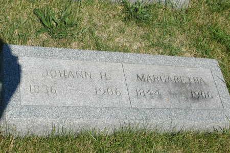 LINDMEIER, JOHANN H. - Clinton County, Iowa | JOHANN H. LINDMEIER
