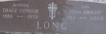 LONG, JOHN DWIGHT - Clinton County, Iowa | JOHN DWIGHT LONG