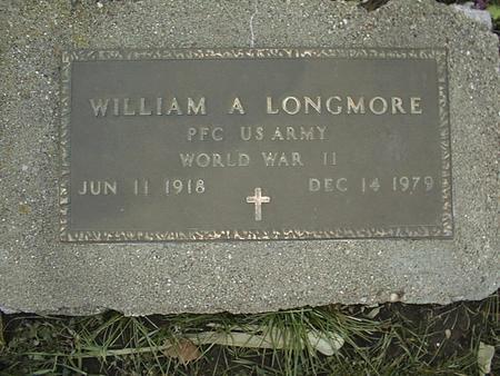 LONGMORE, WILLIAM A. - Clinton County, Iowa | WILLIAM A. LONGMORE