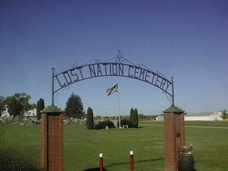 LOST NATION, CEMETERY - Clinton County, Iowa | CEMETERY LOST NATION