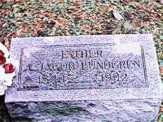 LUNDGREN, A. JACOB - Clinton County, Iowa | A. JACOB LUNDGREN