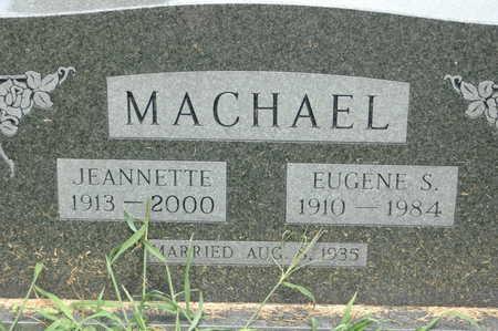 MACHAEL, JEANNETTE - Clinton County, Iowa | JEANNETTE MACHAEL