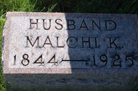 MADDEN, MALCHI K. - Clinton County, Iowa | MALCHI K. MADDEN
