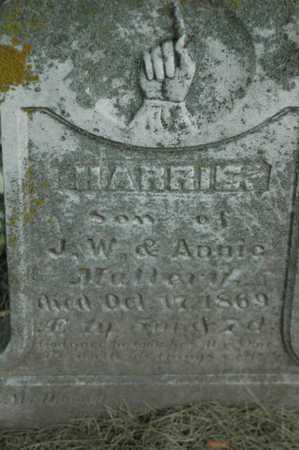 MALLERY, HARRIS - Clinton County, Iowa | HARRIS MALLERY