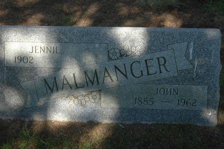 MALMANGER, JOHN - Clinton County, Iowa | JOHN MALMANGER