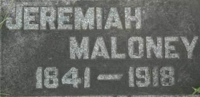 MALONEY, JEREMIAH - Clinton County, Iowa | JEREMIAH MALONEY