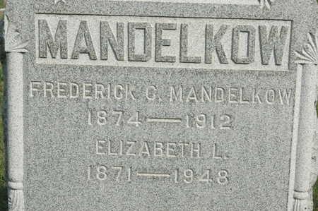 MANDELKOW, FREDERICK C - Clinton County, Iowa | FREDERICK C MANDELKOW