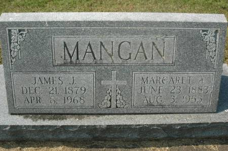 MANGAN, MARGARET A. - Clinton County, Iowa   MARGARET A. MANGAN