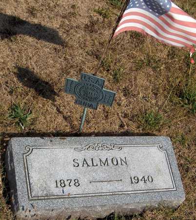 MANLEY, SALMON - Clinton County, Iowa | SALMON MANLEY